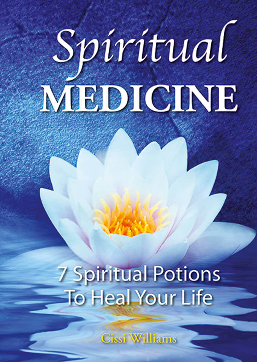 Spiritual Medicine Book Cissy Williams